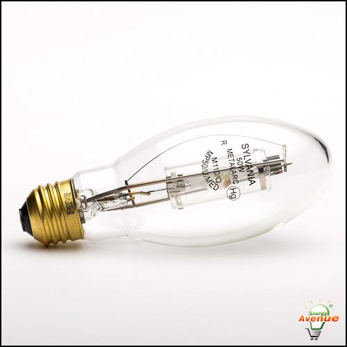 Light Bulb medium//standard base ONE Sylvania Metalarc Pro-Tech 50W Lamp E17